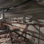 Продовжується ремонт опалювальної системи у підвалі